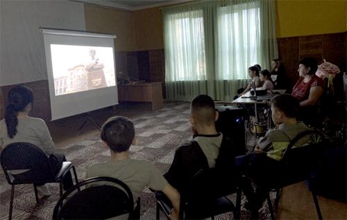 Ребята из поселка Головановский побывали в историческом Саратове
