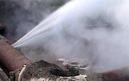 Внимание! В Натальино возможно отключение воды в связи с порывом на водоводе