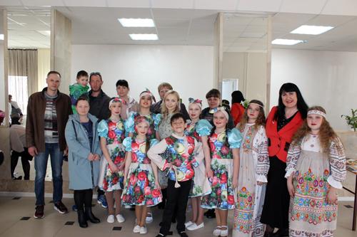 Натальинцы завоевали Гран-При и диплом I степени на Всероссийском конкурсе «Самородки России»