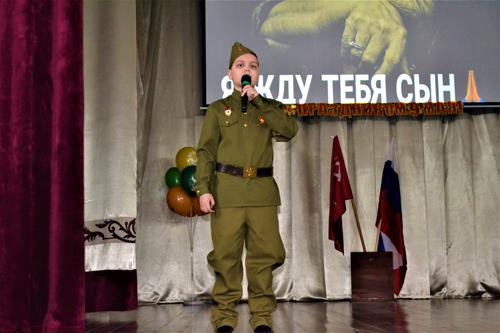 В Новониколаевском СДК состоялся грандиозный концерт «Мужества вечный огонь»